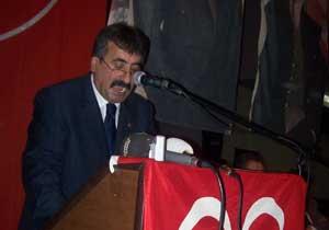 MHP'ye talip Türker Trabzon'daydı