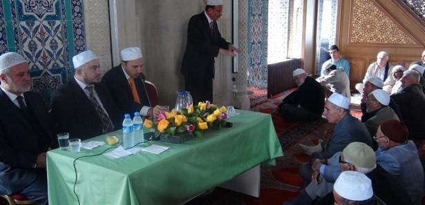 Gönüller Kur'an ziyafetine doydu