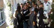 Ankara'da Öğrenci arbedesi