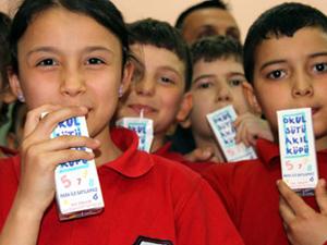 Alerjisi olan çocuklara süt verilmeyecek