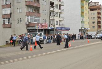 Trabzon'da Yollar Can Pazarı