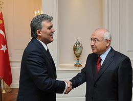 Cumhurbaşkanı Gül'den sürpriz zirve