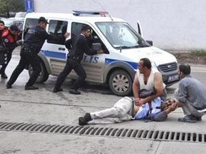 Sivas'ta Pompalı Tüfek Dehşeti