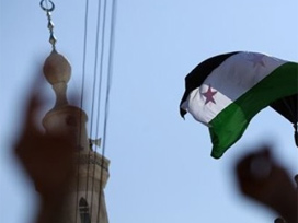 Şam'dan sıcak mesaj var