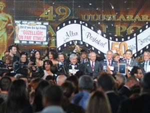 49. Altın Portakal ödülleri açıklandı