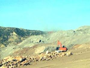 PKK'lılar şantiye bastı