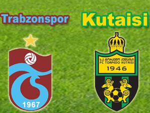 Trabzonspor- 1  Kutasi  0