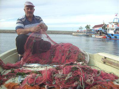 Trabzon'da balıkçılar zor durumda