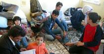 Mültecilerin yaşam mücadelesi