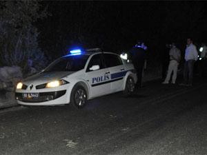1 Polis memuru şehit oldu