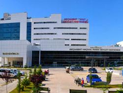 Haçkalıbaba Devlet Hastanesi'nde değişim
