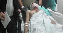 Bomba elinde patlayan çocuğa 15 yıl hapis