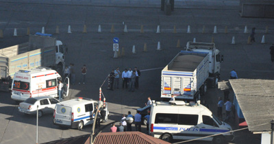 Trabzon Limanı'nda bir kişi öldü