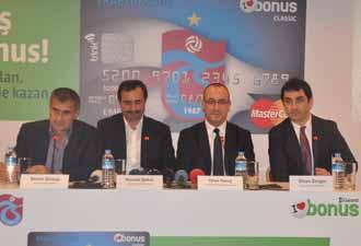 Trabzonspor'a her yer Bonus