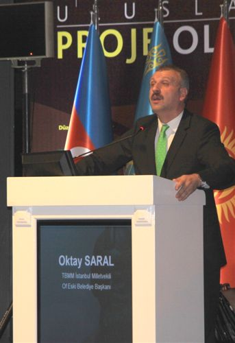 Of medreselerini Türk dünyasına anlattı!