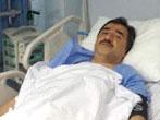 AK Partili vekil hastanelik oldu