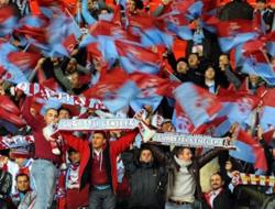 Trabzonspor taraftarının Almanya eylemi!