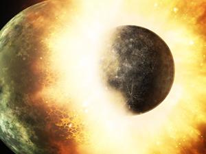 Ay'ın sırrı anlaşıldı