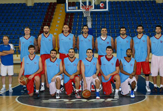 Basketbol'de rakıp İzmir Gelişim Koleji