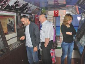 Trabzon'da Çanakkale tarihi