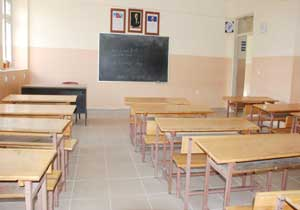 Yüksekova'da bir okul daha kundaklandı