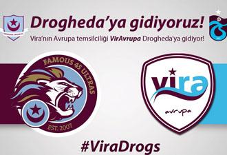 Kardeş kulüp Drogheda'nın maçı bugün