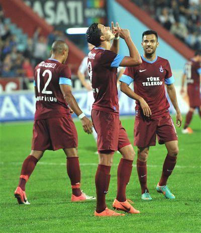 Trabzonspor, Beşiktaş Maçında İlk Peşinde