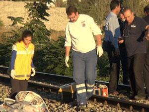 İstanbul'da Tren Kazası: 1 Ölü