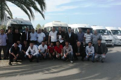 Trabzon'da servisler kontak kapatacak