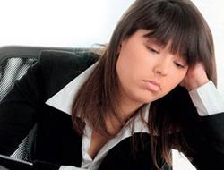 Yorgunluk hastalığın sinyalini veriyor