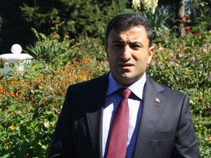 Ak Parti İlçe başkanı açıklama yaptı