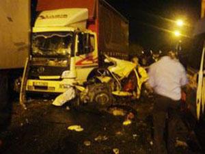 Kocaeli'ndeki kaza da 1 ölü 6 yaralı