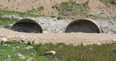 Rize Ovit tüneli 5 ayda ne kadar ilerledi
