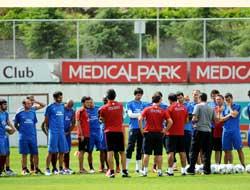 Trabzonspor Bursa'ya hazırlanıyor