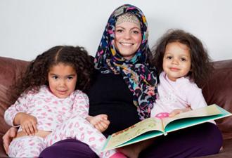İngiliz öğretmen Müslüman oldu !
