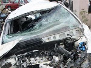 Trafik kazasında 3 üniversite öğrencisi öldü