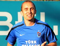 Trabzonspor'da forma giyemezken...