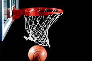 Salonda basket heyecanı