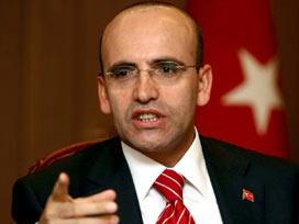 Maliye Bakanı Şimşek'den açıklama