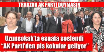 İnce Trabzon'da çok ince konuştu