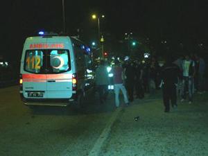Otobüs ile Traktör Çarpıştı; 14 Yaralı