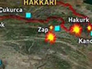 'PKK'nın Hakurk'ta barajı var'