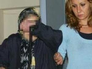 83 yaşında hırsızlık yaparken yakalandı