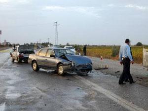 Manisa'da zincirleme kaza: 1 ölü