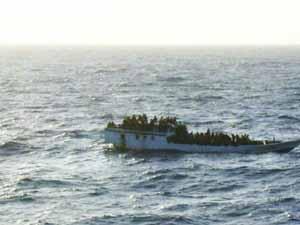 Kaçakları Taşıyan Tekne Battı: 11 Ölü