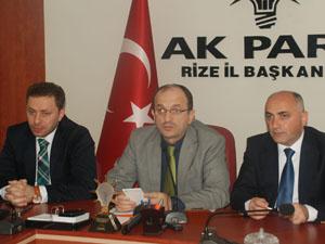 Erdoğan, ailesi ile Rize'ye geliyor