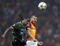 G.saray CFR Cluj'ı yendi