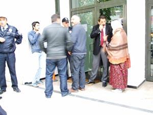 Trabzon Akçaabat Belediyesi'nde gerginlik