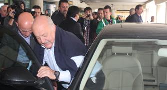 Başkan Sadri Şener Trabzon'a geldi