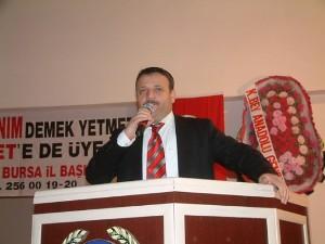 SP'li Bektaş'tan büyükşehir'e tam destek